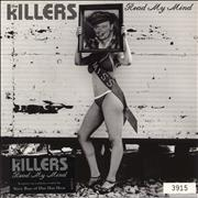 Click here for more info about 'The Killers - Read My Mind - Stickered Sleeve'