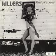 Click here for more info about 'The Killers - Read My Mind'