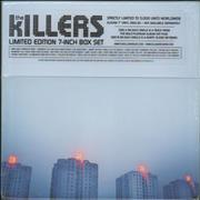 Click here for more info about 'The Killers (Rock) - 7 Inch Box Set - Sealed'