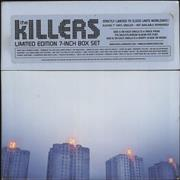 Click here for more info about 'The Killers - 7 Inch Box Set'