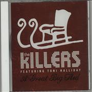 Click here for more info about 'The Killers - A Great Big Sled'