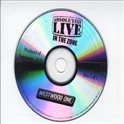Click here for more info about 'The Killers - Absolutely Live In The Zone'