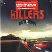 Click here for more info about 'The Killers (Rock) - Battle Born - Deluxe Edition / Sealed'