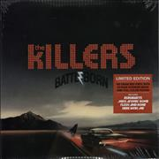 Click here for more info about 'The Killers (Rock) - Battle Born - Red Vinyl - Sealed'