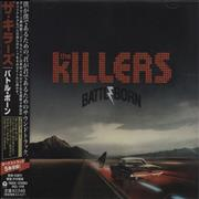 Click here for more info about 'The Killers (Rock) - Battle Born'