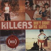 Click here for more info about 'The Killers - Don't Shoot Me Santa - Sealed'