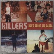 Click here for more info about 'The Killers - Don't Shoot Me Santa'