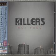Click here for more info about 'The Killers - Hot Fuss - Promo Sample + Sealed'