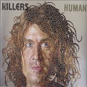 Click here for more info about 'The Killers - Human'