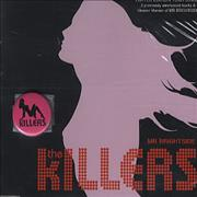 Click here for more info about 'The Killers - Mr Brightside + badge'