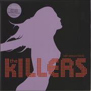 Click here for more info about 'The Killers - Mr Brightside - Red Vinyl + Poster'
