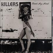 Click here for more info about 'The Killers - Read My Mind - Best Buy'