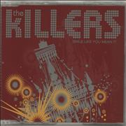 Click here for more info about 'The Killers - Smile Like You Mean It'