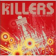 Click here for more info about 'The Killers (Rock) - Smile Like You Mean It - EX'