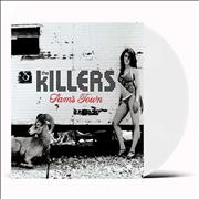 Click here for more info about 'The Killers - Sam's Town - White Vinyl - Sealed'