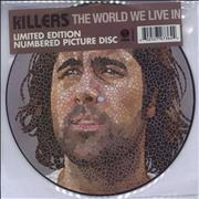 Click here for more info about 'The Killers - The World We Live In'