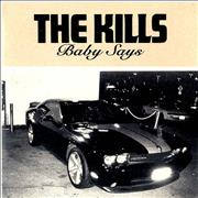 Click here for more info about 'The Kills - Baby Says'