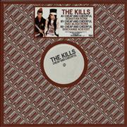 Click here for more info about 'The Kills - Cheap And Cheerful - Test pressing'