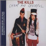 Click here for more info about 'The Kills - Cheap And Cheerful'