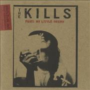 Click here for more info about 'The Kills - Fried My Little Brains'