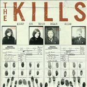 Click here for more info about 'The Kills - Keep On Your Mean Side'