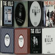 Click here for more info about 'The Kills - Quantity of Nineteen Promo CDs'