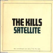 Click here for more info about 'The Kills - Satellite'