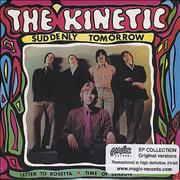 The Kinetic Suddenly Tomorrow France CD single