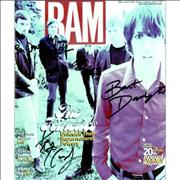 Click here for more info about 'The Kinetics - RAM - Autographed'