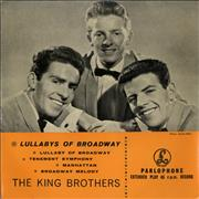 Click here for more info about 'The King Brothers - Lullabys Of Broadway EP'