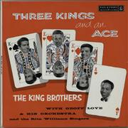 Click here for more info about 'The King Brothers - Three Kings And An Ace'