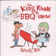 Click here for more info about 'The King Khan & BBQ Show - Animal Party + Colouring Book'