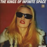Click here for more info about 'The Kings Of Infinite Space - Queenie - Clear Vinyl'
