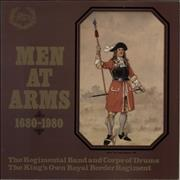 Click here for more info about 'The King's Own Royal Border Regiment - Men At Arms 1680-1980'