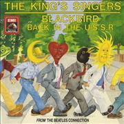 Click here for more info about 'The King's Singers - Blackbird'