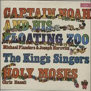 Click here for more info about 'The King's Singers - Captain Noah And His Floating Zoo / Holy Moses'