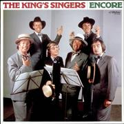 Click here for more info about 'The King's Singers - Encore'