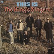 Click here for more info about 'This Is The King's Singers'