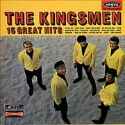 Click here for more info about 'The Kingsmen - 15 Great Hits'