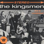 Click here for more info about 'The Kingsmen - Live & Unreleased'