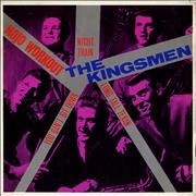 Click here for more info about 'The Kingsmen - Mojo Workout'