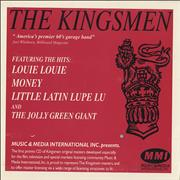 Click here for more info about 'The Kingsmen - Some Of The Kingsmen Titles'