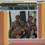 The Kingston Trio Something Special UK vinyl LP