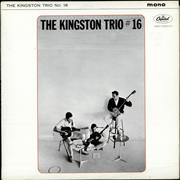 Click here for more info about 'The Kingston Trio - The Kingston Trio No. 16'