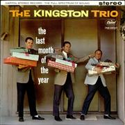 Click here for more info about 'The Kingston Trio - The Last Month Of The Year'