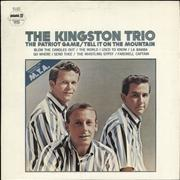 Click here for more info about 'The Kingston Trio - The Patriot Game'