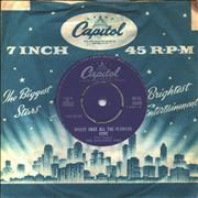 "The Kingston Trio Where Have All The Flowers Gone UK 7"" vinyl"