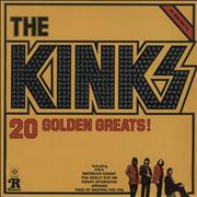 Click here for more info about 'The Kinks - 20 Golden Greats'