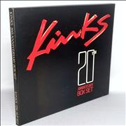 Click here for more info about 'The Kinks - 20th Anniversary Box Set'