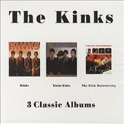 Click here for more info about 'The Kinks - 3 Classic Albums'